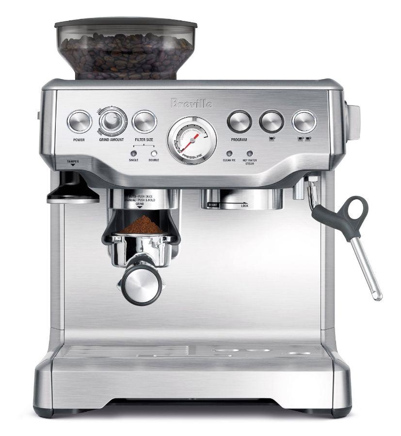 Breville BES870XL best home espresso machine