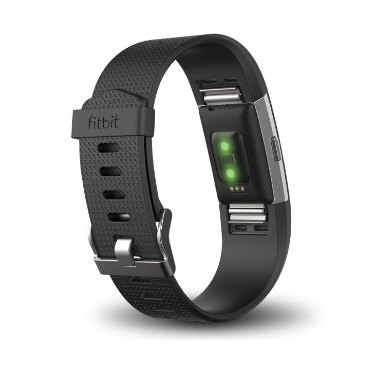 fitness tracker with a heart rate monitor review