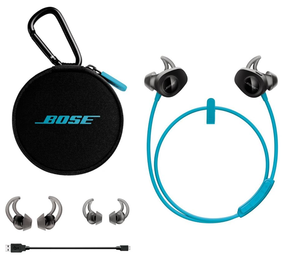 d4bd09c88f8 Bose SoundSport Pulse- Bose wireless earphones for workout full image