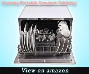 CostwayPortable Dishwasher