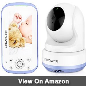 DBPOWER-Digital-baby-monitor