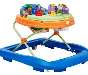 baby activity walker safety