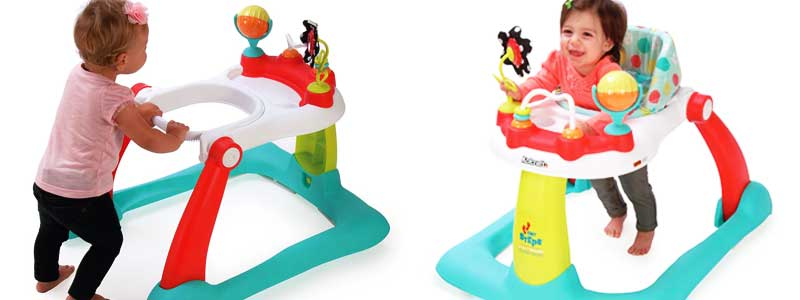 Safety 1st Baby Activity Walker – What I Was Looking For in a Baby Walker