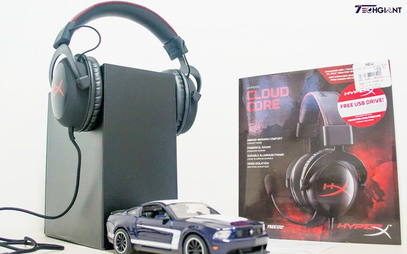 HyperX Cloud Core Gaming Headset review