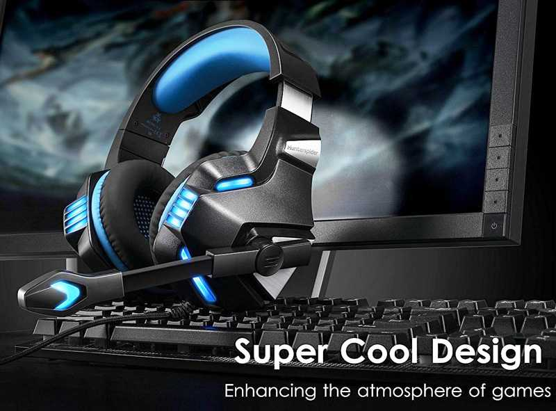 Super cool design headset
