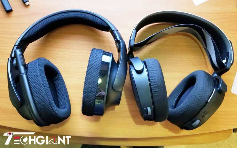 SteelSeries 61463 Arctis 7 headset review