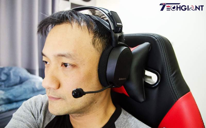 Steelseries Arctis 7 headset review
