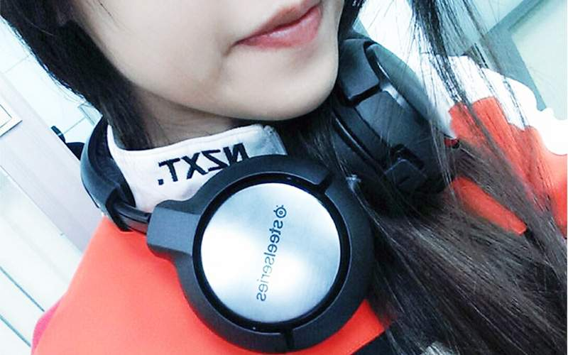 Siberia 840 Headphones