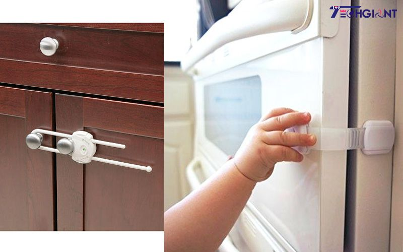 Baby proof cabinet locks review