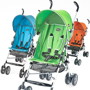 Chicco carpi Lightweight stroller review