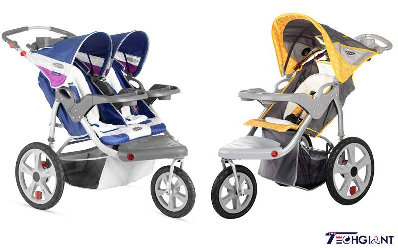 InStep Grand Safari Swivel Wheel Double Jogger review