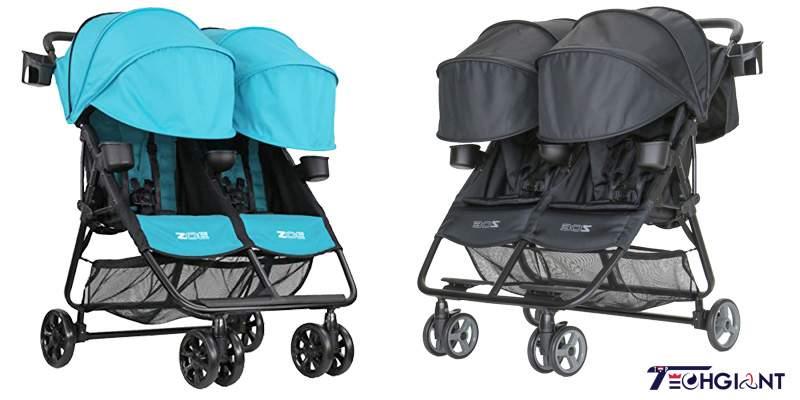 ZoE xL2 double stroller review