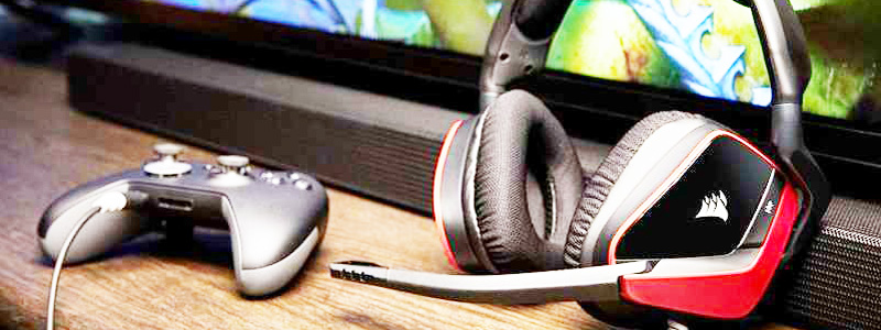 cosair gaming headset review