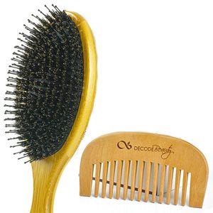 Decode Beauty Boar Bristle Hairbrush review