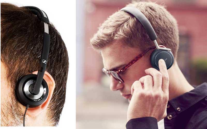 On Ear Headphones details