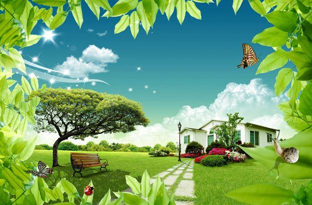 Outside environment
