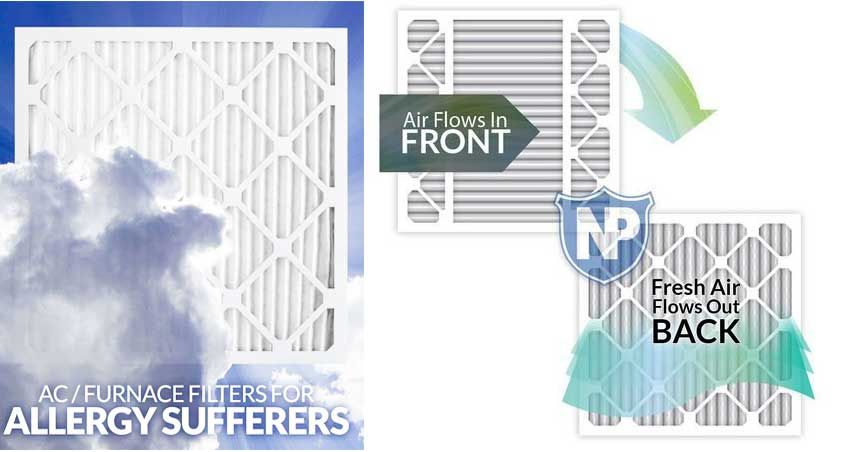 Nordic Pure M12 2 AC Furnace Air Filters review