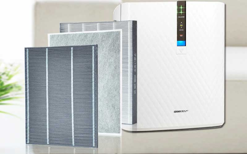 air purifier filter details