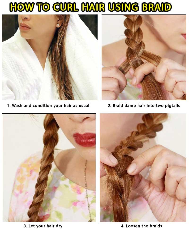 Braiding curls
