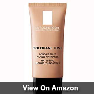 Best Oil Absorbing Paraben-Free Foundation review