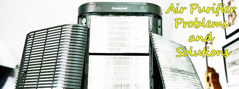air purifier problems and solutions