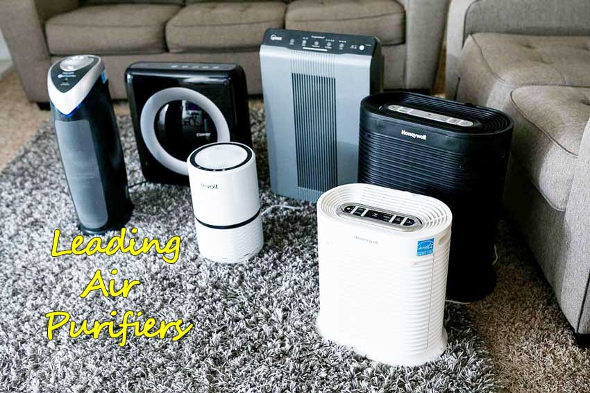 leading air purifiers