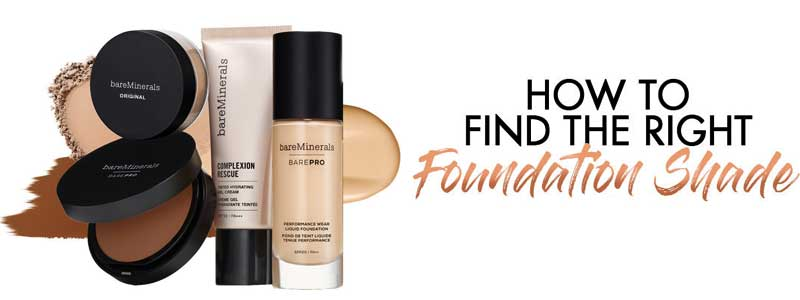 how to choose right foundation