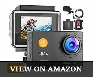 APEMAN A79 4K Action Camera Review