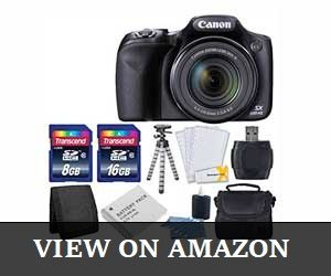Canon PowerShot SX530 Review