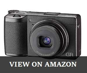 GR III Digital Compact Camera Review