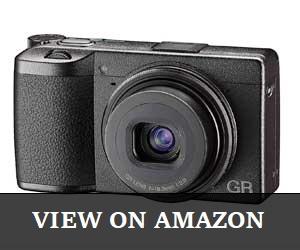 GR III Digital Compact Camera
