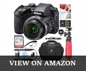 Nikon COOLPIX B500 Optical
