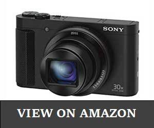 Sony DSCHX80/B Review