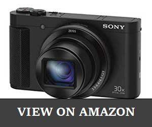 Sony DSCHX80/B High Zoom Review
