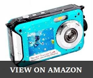 Underwater Camera FHD 2.7K