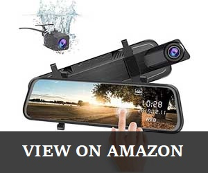 junsun Mirror Dash Cam Review