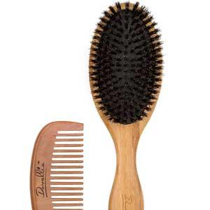 Dovahlia Boar Bristle Brush review