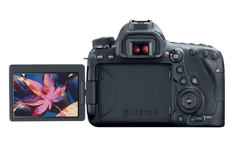 Canon EOS 6D Mark ll DSLR Camera Review