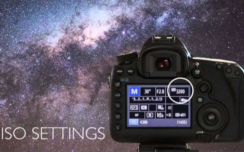 best setting for night photography