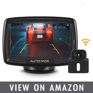 AUTO-VOX CS-2 Wireless Backup Camera review