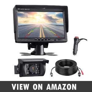 TOGUARD Backup Camera Kit review