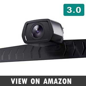 Xroose car backup camera review