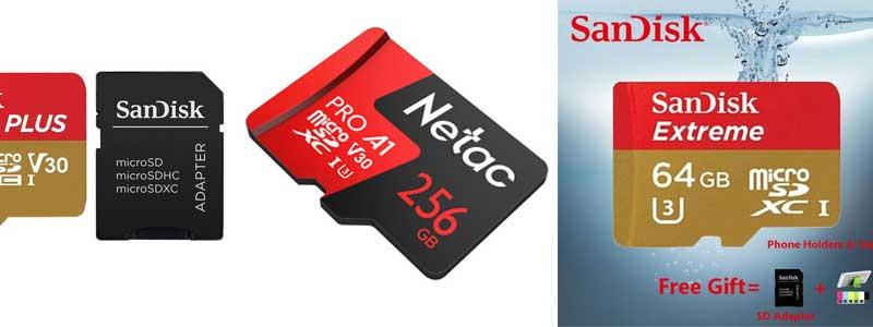 best sd card for gopro camera