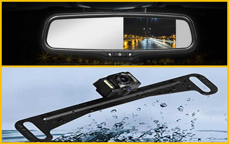 AUTO-VOX T2 Backup Camera Kit review