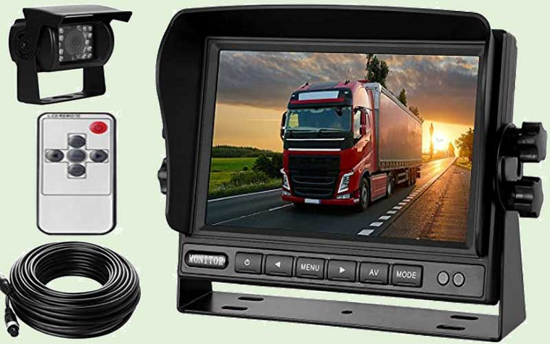 Backup Camera System Kit by Yeddy review