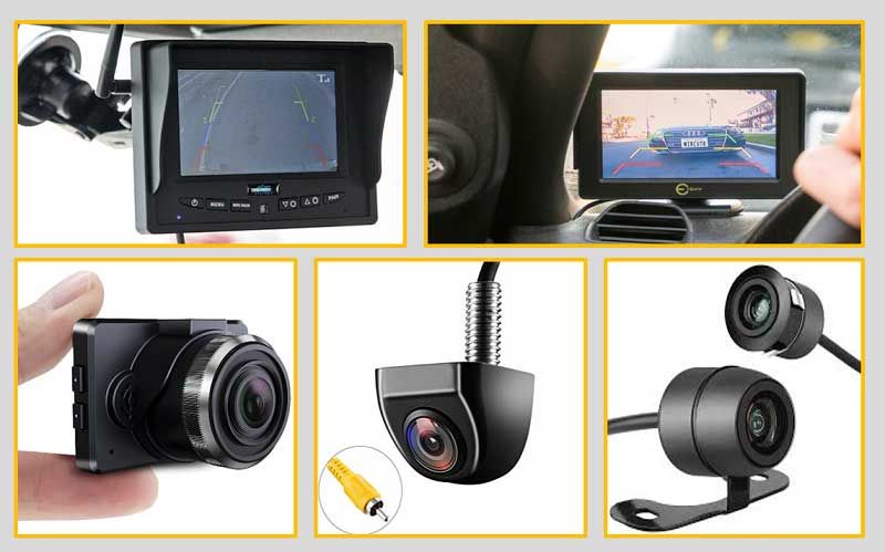 Best wired backup camera choices in 2020