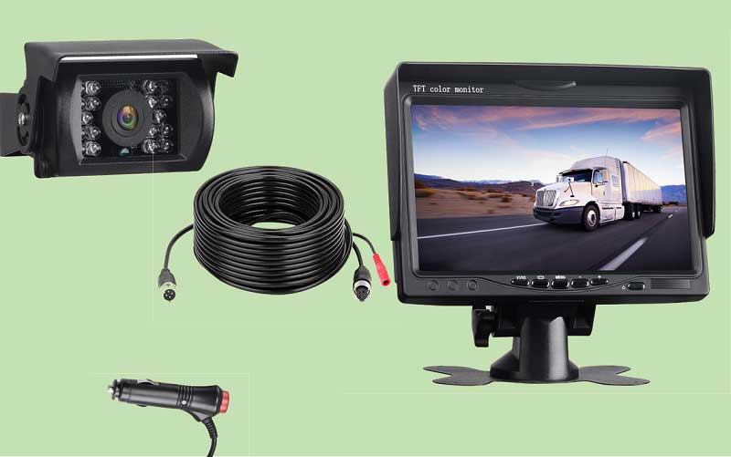 TOGUARD Backup Camera Kit review