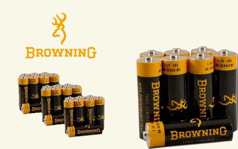 Browning Trail Camera Batteries review