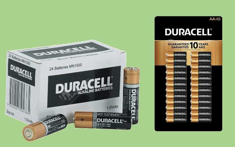 Duracell AA Battery review