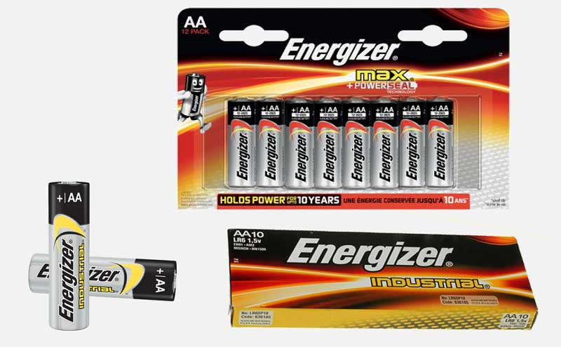 Energizer AA Batteries review
